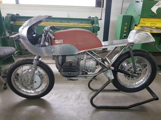 BMW Classic Boxer racer aluminium plaatwerk delen