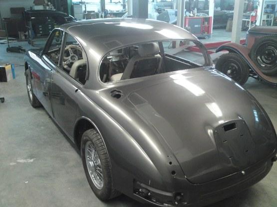 Jaguar Mark II Custom Build
