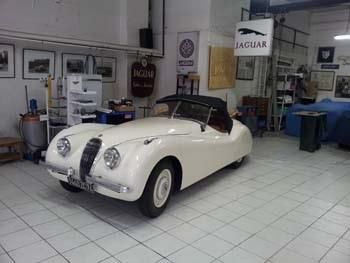 Jaguar XK120 660017
